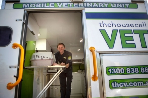 Mobile Vet Brisbane